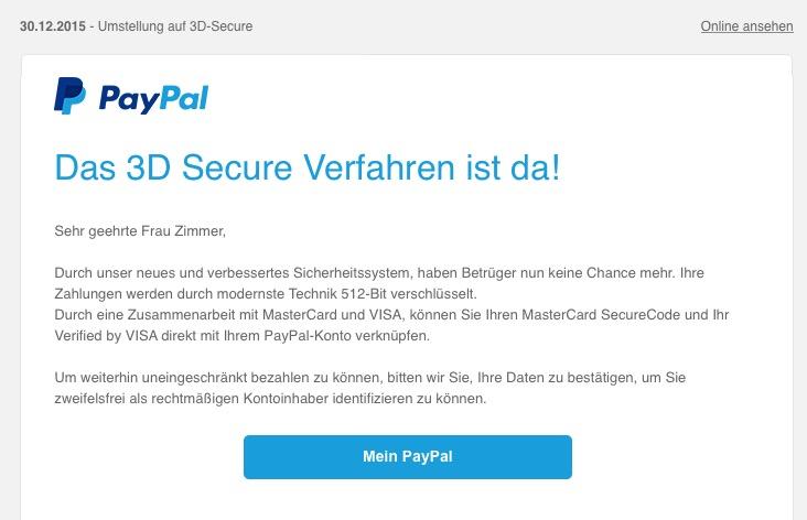 PhishingMailPayPal